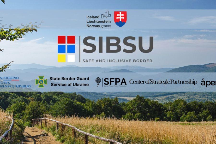 Bezpečná a inkluzívna hranica medzi Slovenskom a Ukrajinou (SIBSU)