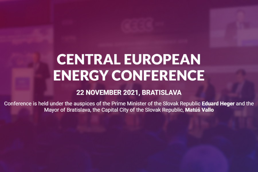 Central European Energy Conference 2021
