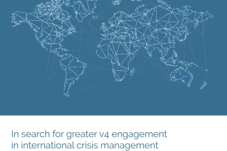 V4 a medzinárodný krízový manažment