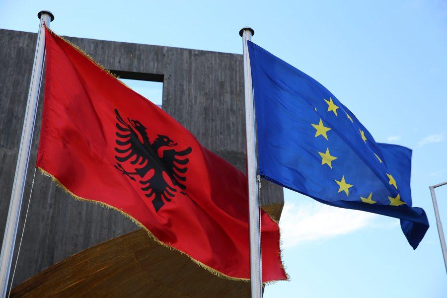 Národný konvent o EÚ v Albánsku