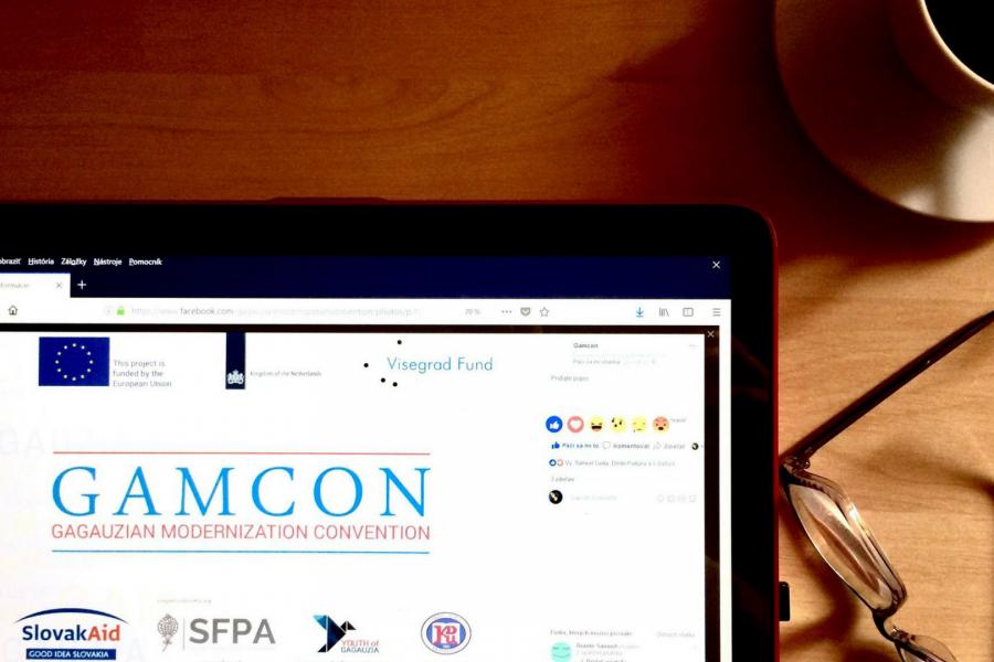 GaMCon- Gagauzian Modernization Convention