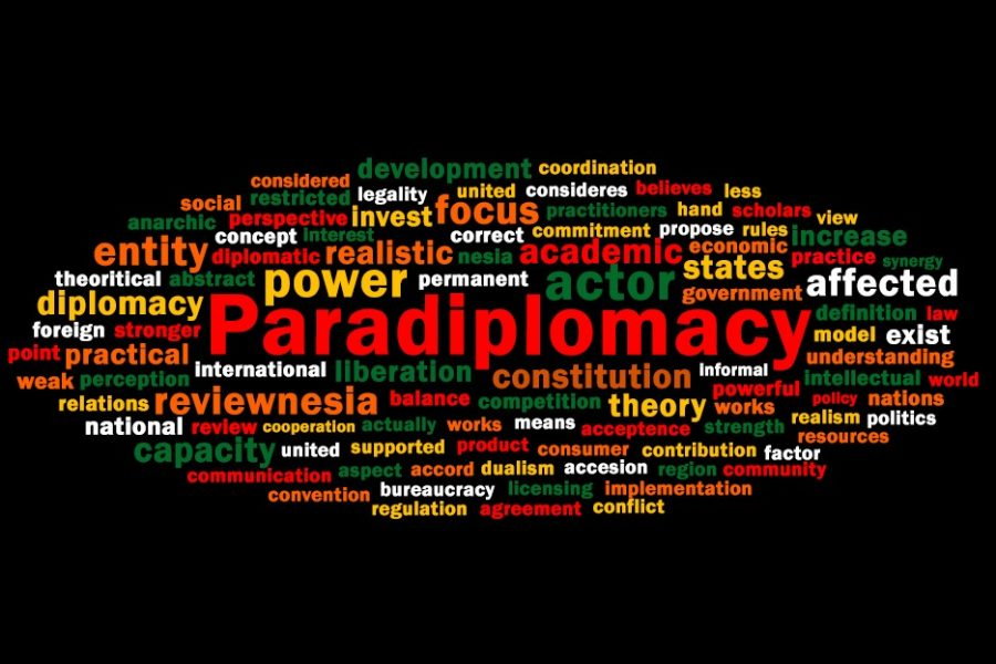 Sharing Know-How in Paradiplomacy: The Visegrad Dimension