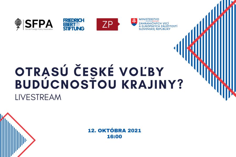 Otrasú české voľby budúcnosťou krajiny?
